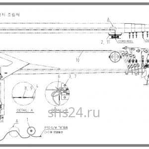 Система безопасности Soosan SCS 736
