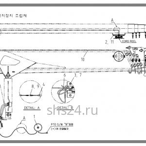 Система безопасности Soosan SCS 736L2