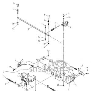 Управление дивертером (3-х ходовой кран)
