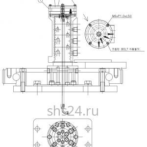 Гидроколлектор(Вращающееся соединение) DongYang 1926