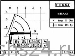 КМУ Fassi M10A.12