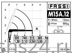 КМУ Fassi M15A.12