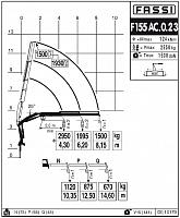 КМУ Fassi F155AC.0.23
