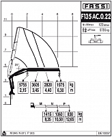 КМУ Fassi F135AC.0.22
