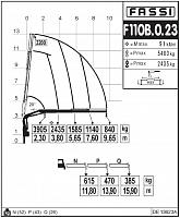 КМУ Fassi F110B.0.23