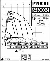 КМУ Fassi F65BC.0.24