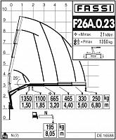 КМУ Fassi F26A.0.23