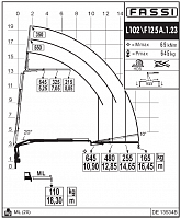 КМУ Fassi F125A.1.23 L102