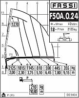 КМУ Fassi F50A.0.24