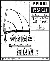 КМУ Fassi F55A.0.21
