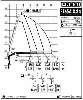 КМУ Fassi F165A.0.24