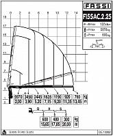 КМУ Fassi F155AC.2.25