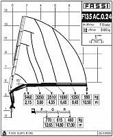 КМУ Fassi F135AC.0.24
