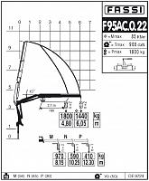 КМУ Fassi F95AC.0.22