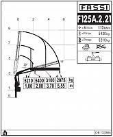 КМУ Fassi F125A.2.21