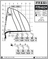 КМУ Fassi F175A.0.24