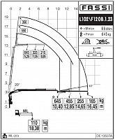 КМУ Fassi F120B.1.23 L102