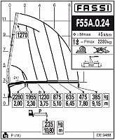 КМУ Fassi F55A.0.24