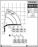 КМУ Fassi F165AC.0.23