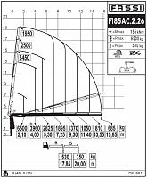КМУ Fassi F185AС.2.26