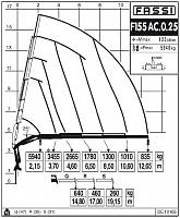КМУ Fassi F155AC.0.25