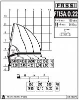 КМУ Fassi F115A.0.22