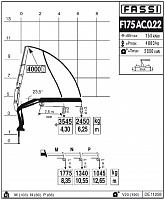 КМУ Fassi F175AC.0.22