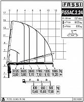 КМУ Fassi F155AC.2.24