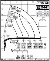 КМУ Fassi F195AC.0.25