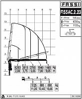 КМУ Fassi F155AC.2.23