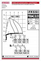 КМУ Fassi F110AC.0.23