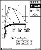 КМУ Fassi F155A.0.21