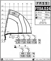 КМУ Fassi F115A.0.24