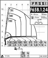 КМУ Fassi F65B.1.24