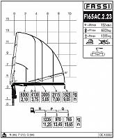 КМУ Fassi F165AC.2.23