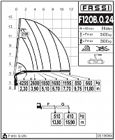 КМУ Fassi F120B.0.24