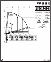 КМУ Fassi F120B.2.22