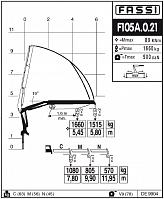 КМУ Fassi F105A.0.21