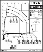КМУ Fassi F120B.2.23 L102