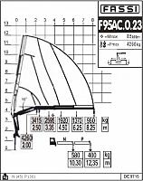 КМУ Fassi F95AC.0.23