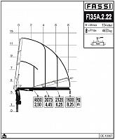 КМУ Fassi F135A.2.22