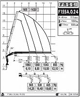 КМУ Fassi F155A.0.24