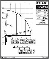 КМУ Fassi F165A.2.23