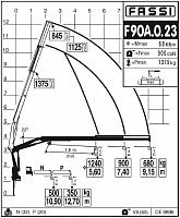 КМУ Fassi F90A.0.23