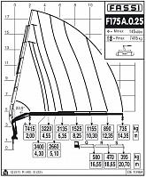КМУ Fassi F175A.0.25
