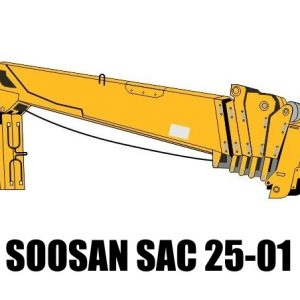 Soosan SAC 25-01