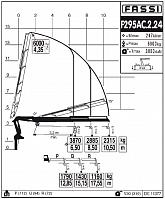 КМУ Fassi F295AС.2.24