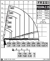КМУ Fassi F335RA.2.25