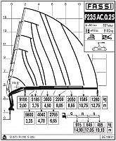 КМУ Fassi F235AC.0.25