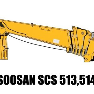 Soosan SCS 513,514